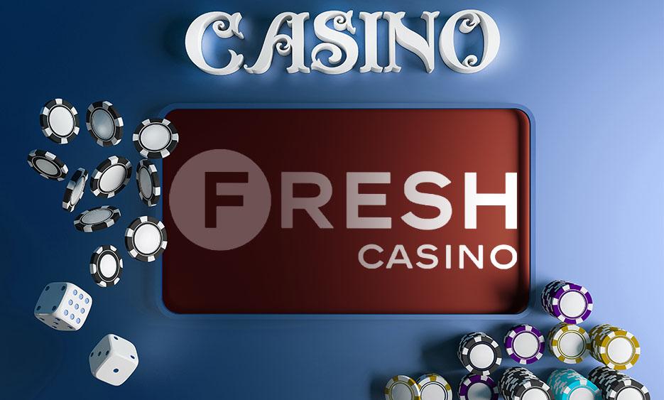 Обзор Fresh казино